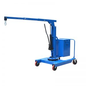 HLC550 Hydraulic Lifting Crane