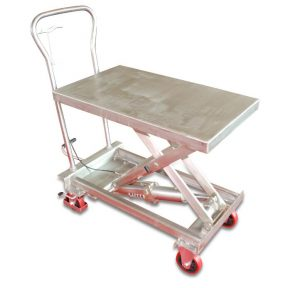BSS10 stainless steel lift table
