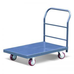 Ručni kamion s čeličnom platformom
